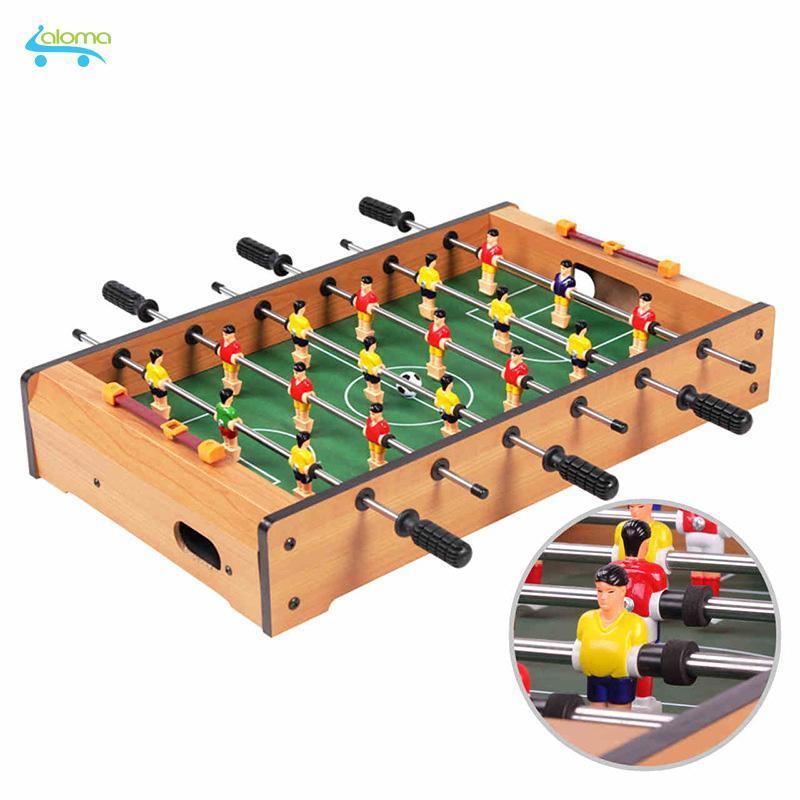 Đồ chơi bàn bi lắc bóng đá mini Table Top Football TTF-50 bằng gỗ