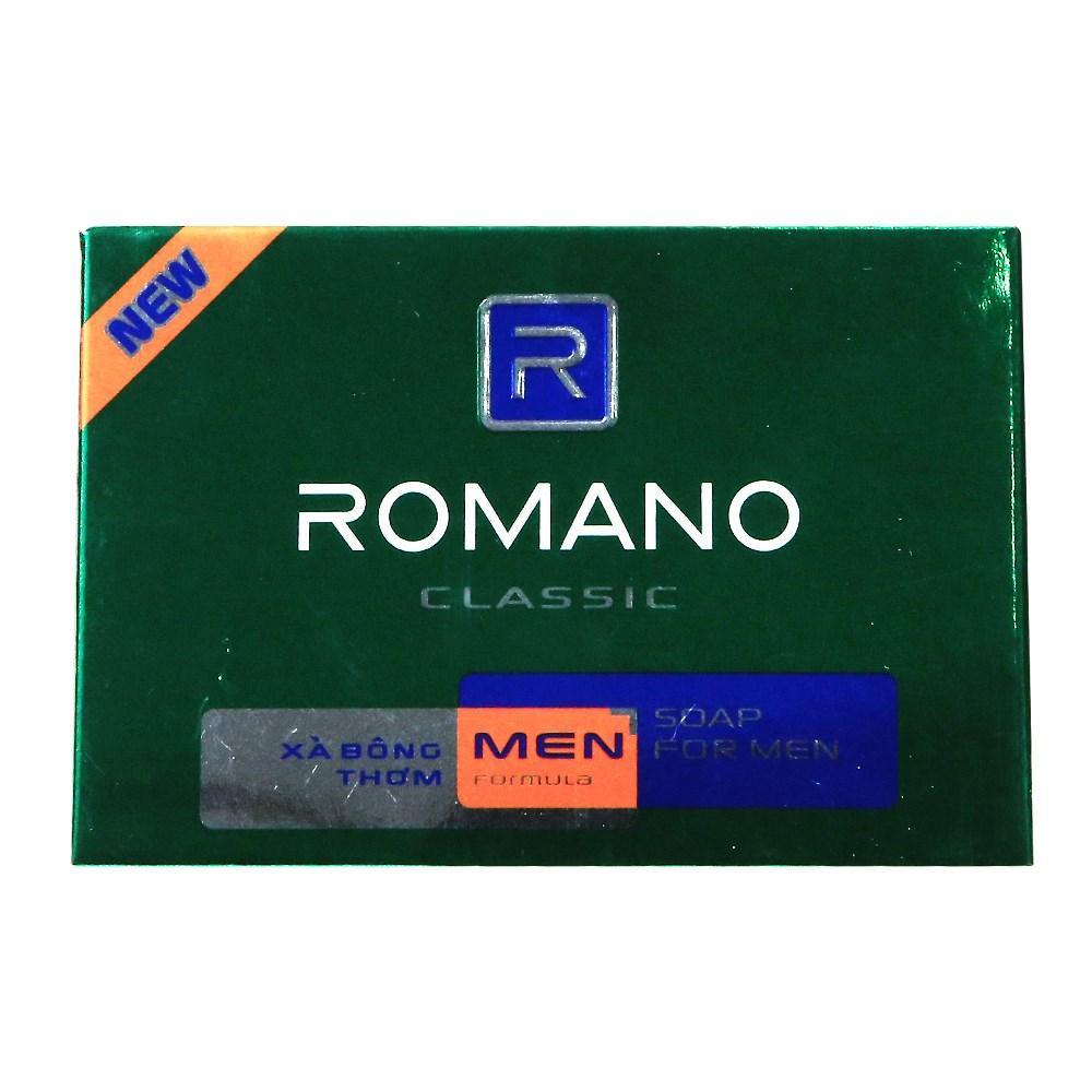 Xà bông tắm Romano 90g các màu nhập khẩu