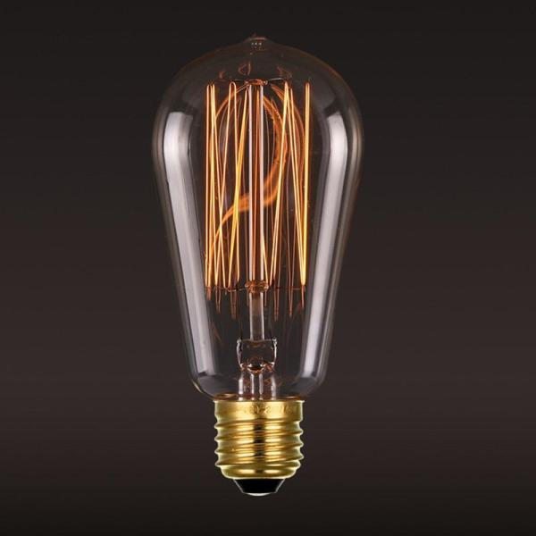 Bóng đèn Edison Vintage Bulb 40W E27 220V