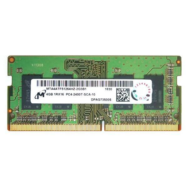 Bảng giá RAM laptop DDR4 4GB bus 2400 MHz - bảo hành 3 năm Phong Vũ