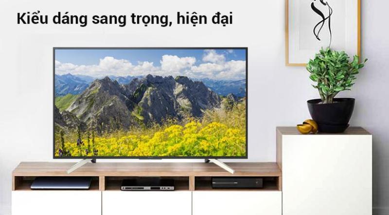 Bảng giá Android Tivi Sony 4K 49 inch KD-49X7500F