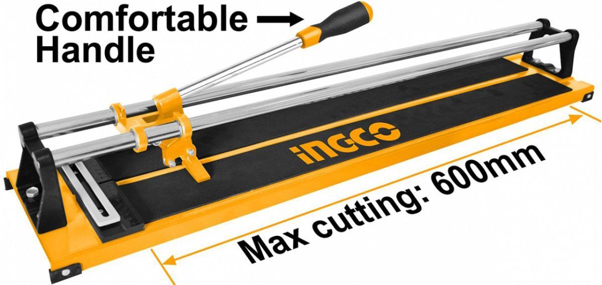 600x12mm Bàn cắt gạch men INGCO HTC04600