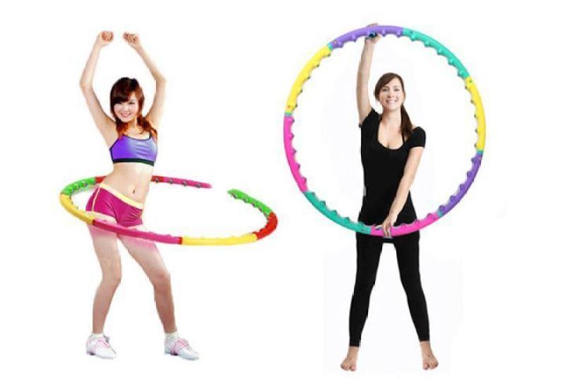 Bảng giá Vòng lắc eo giảm cân massage hoop