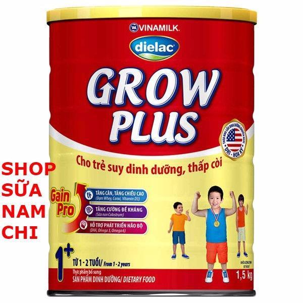 Bán Sữa Bột Dielac Grow Plus 1 1 5Kg Lon Khổng Lồ Sieu Tiết Kiệm Người Bán Sỉ