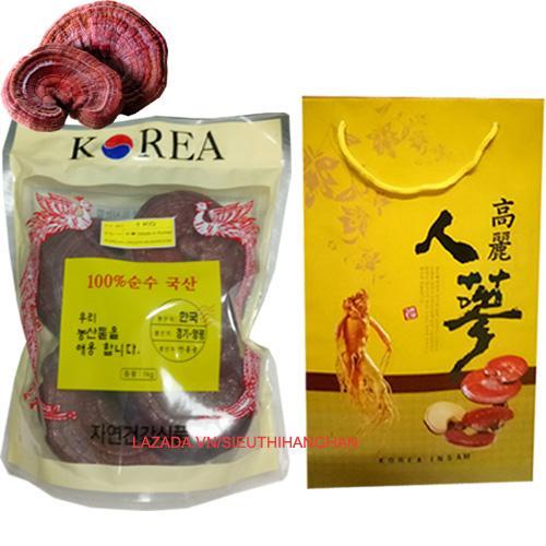 Cửa Hàng Nấm Linh Chi Đỏ Phượng Hoang Han Quốc Loại 1 1Kg Hà Nội