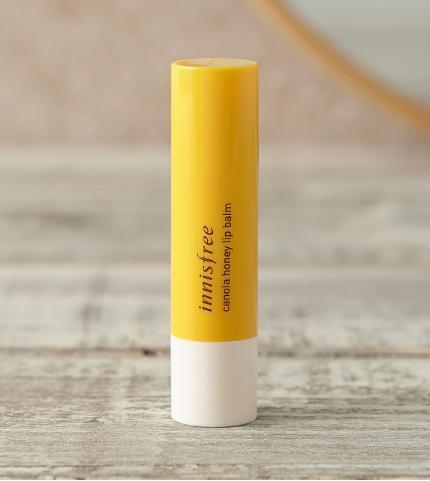 Son dưỡng môi từ Mật Ong Innisfree Canola Honey Lip Balm cao cấp