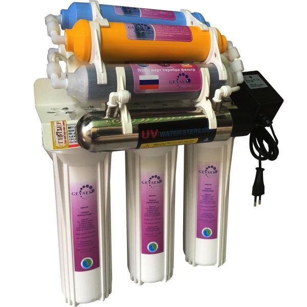 Bảng giá Máy lọc nước nano Geyser TK8 cải tiến chống tái nhiễm khuẩn bằng đèn UV Điện máy Pico