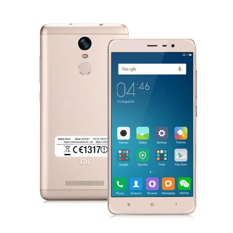 XIAOMI REDMI NOTE 3 3GB RAM (Vàng Đồng)