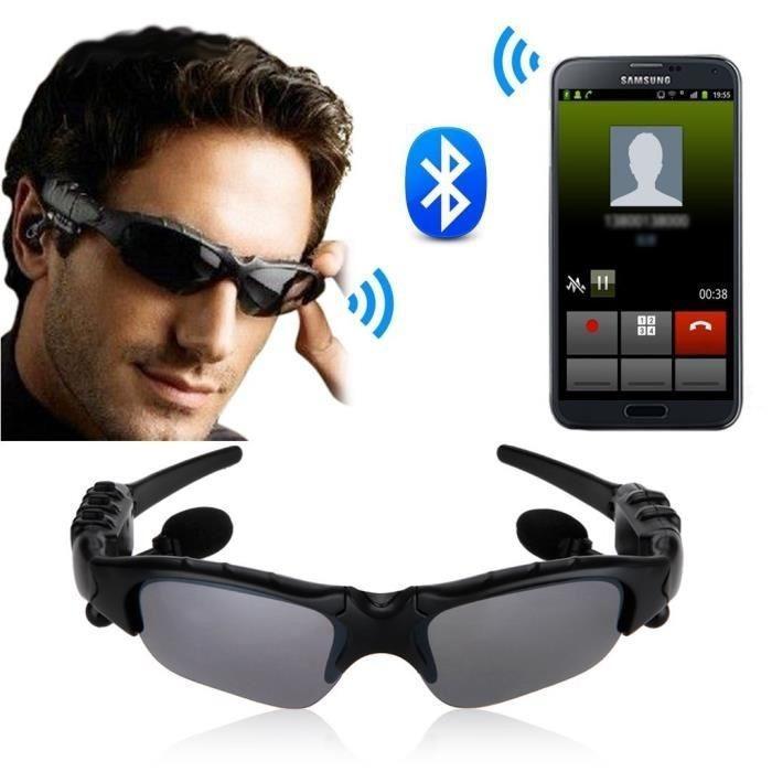Kính Bluetooth Smart Wear HBS-368