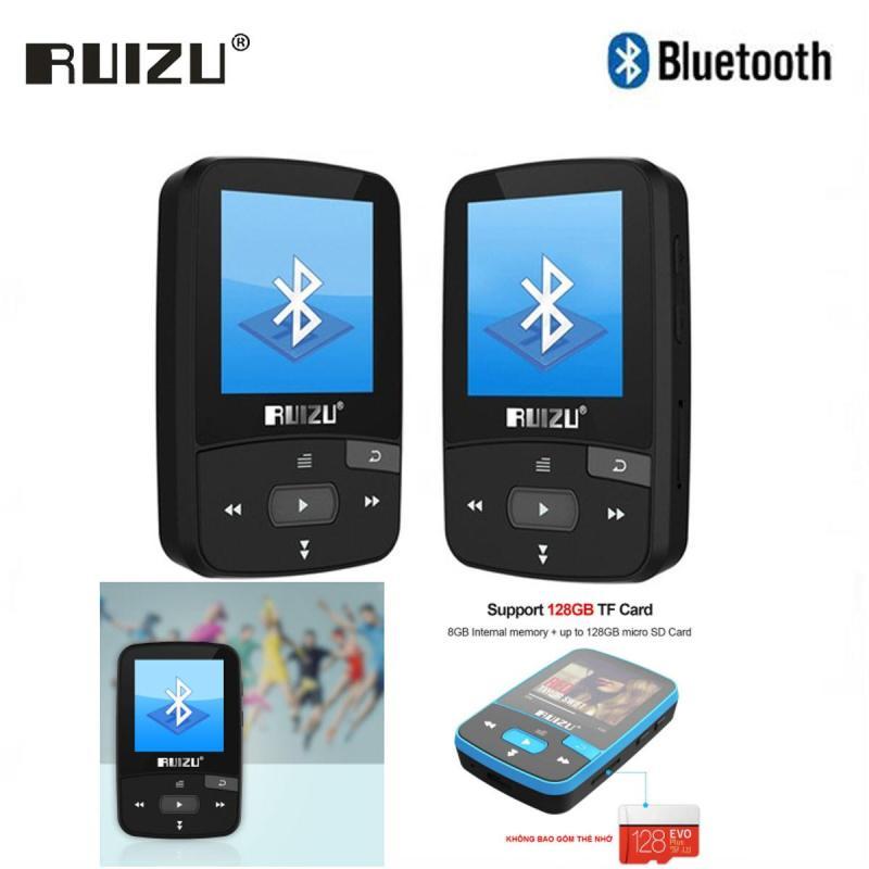 Máy nghe nhạc bluetooth thể thao Ruizu X50 [Công ty phân phối]