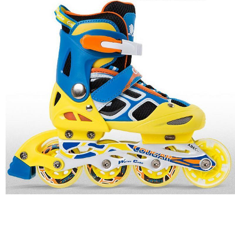 Mua Giày trượt Patin Cougar có đèn - bao giá thị trường