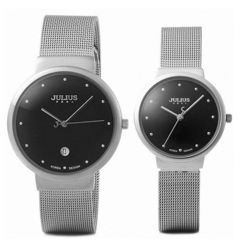 Đồng hồ Đôi Đồng hồ cặp Nam Nữ Julius Ju1052