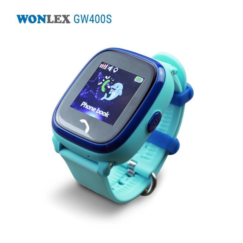 Wonlex GW400S [Chống nước IP67] Xanh bán chạy