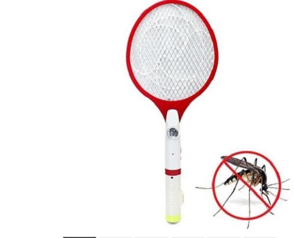 Vợt bắt muỗi Nakagami 2 in 1 mẫu mới nhất 2016 - BH 6 tháng