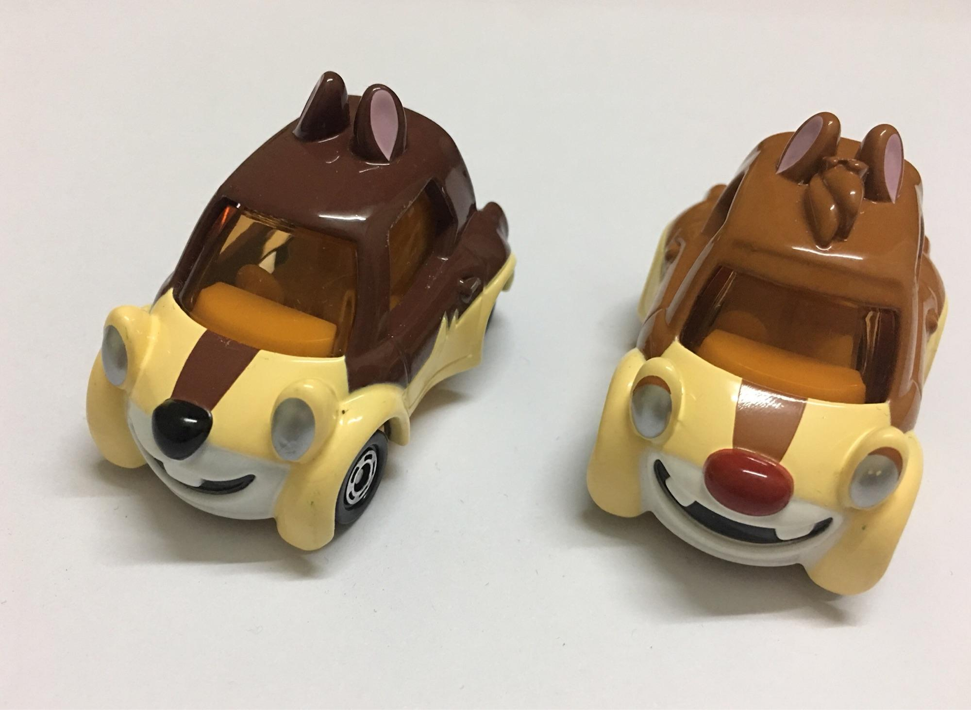 Hình ảnh Xe Tomica Disney Resort Chip and Dale (bộ 2 sản phẩm)