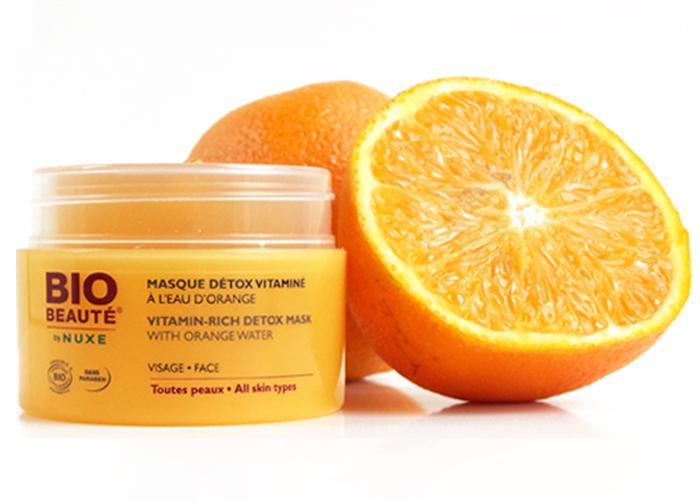 Mặt Nạ Thải Độc Nuxe Bio Beauté Vitamin Rich Detox Mask 50ml