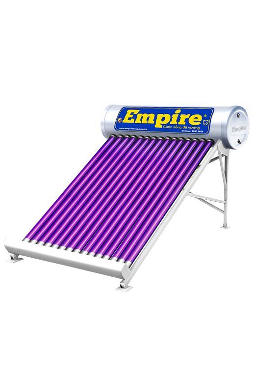 Giá Máy nước nóng năng lượng mặt trời Empire Gold 130 Lít