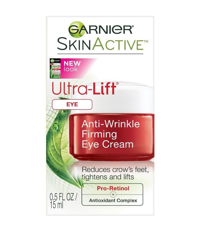 Kem dưỡng mắt làm săn chắc và giảm nếp nhăn Garnier SkinActive Ultra-Lift Anti-Wrinkle Firming Eye Cream 15ml