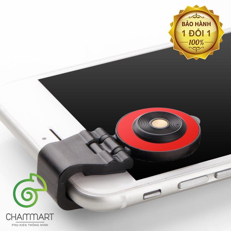 Nút Chơi Game Mobile Joystick A9 Nút Bấm Game Mới Chuyên Cho Ipad, Điện Thoại - Đỏ