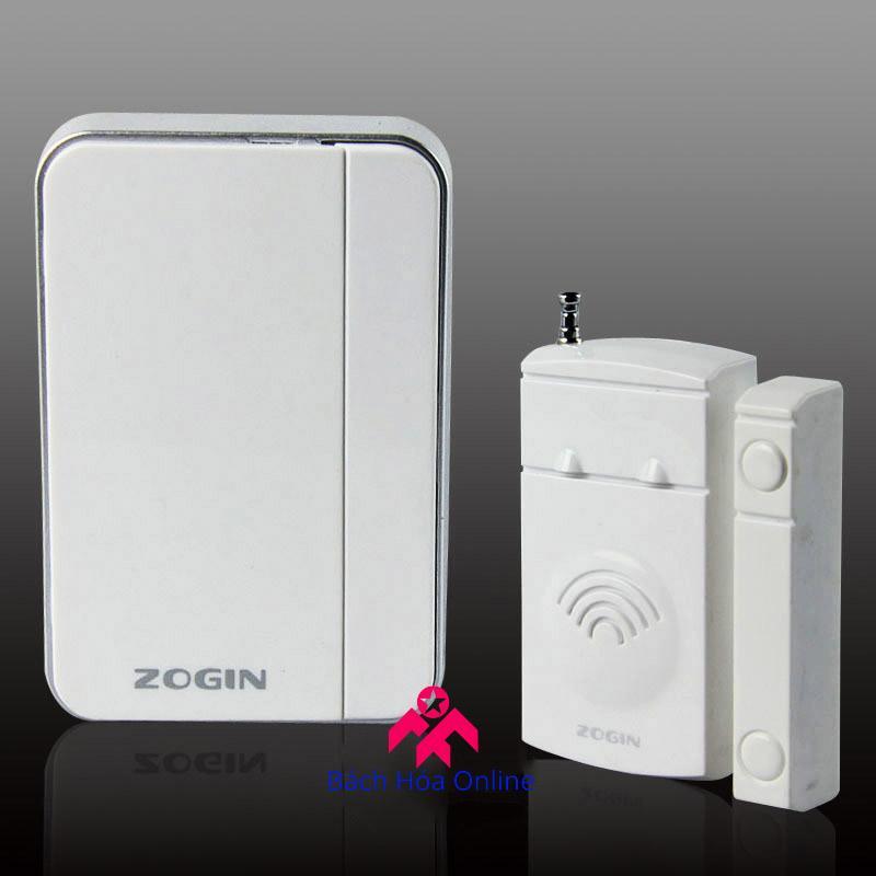 Báo hiệu cửa mở không dây ZOGIN