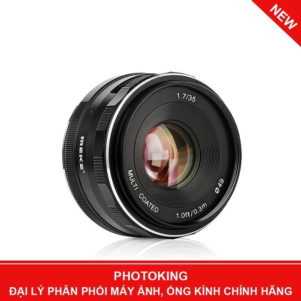 Giá Bán Ống Kinh Meike 35Mm F 1 7 Manual Focus Lens Sony E Mount Trực Tuyến Hà Nội
