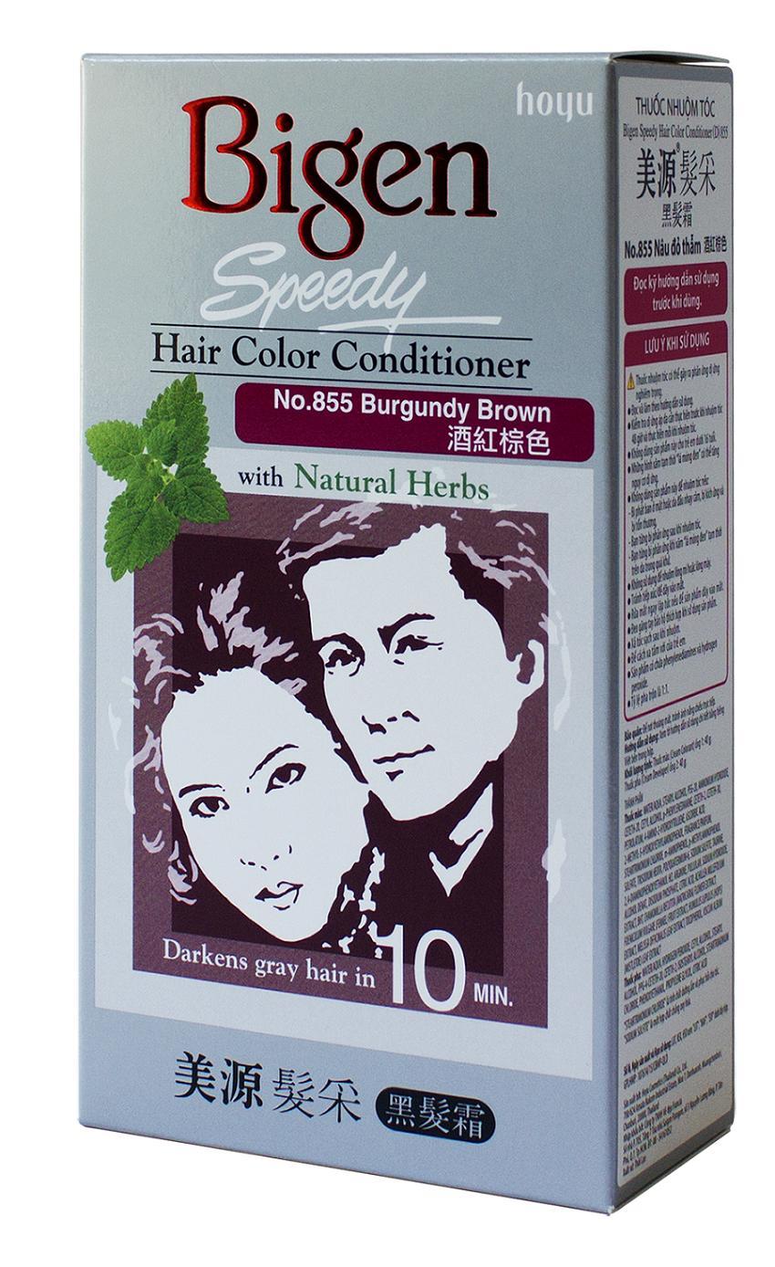 Kem nhuộm tóc Bigen Speedy Hair Color Conditioner