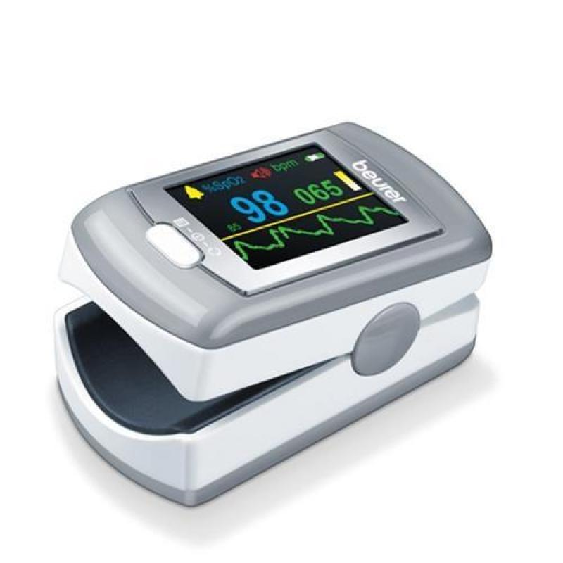 Máy đo khí máu và nhịp tim cá nhân Beurer PO80 pin sạc có kết nối USB bán chạy