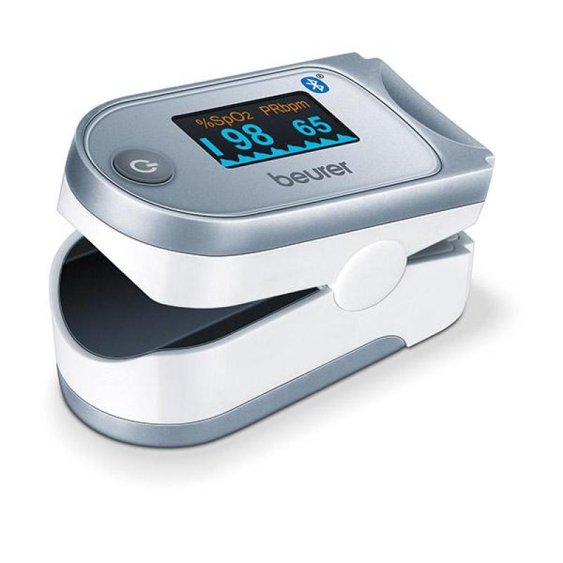 Máy đo khí máu và nhịp tim cá nhân Beurer PO60 có kết nối Smartphone qua Bluetooth bán chạy