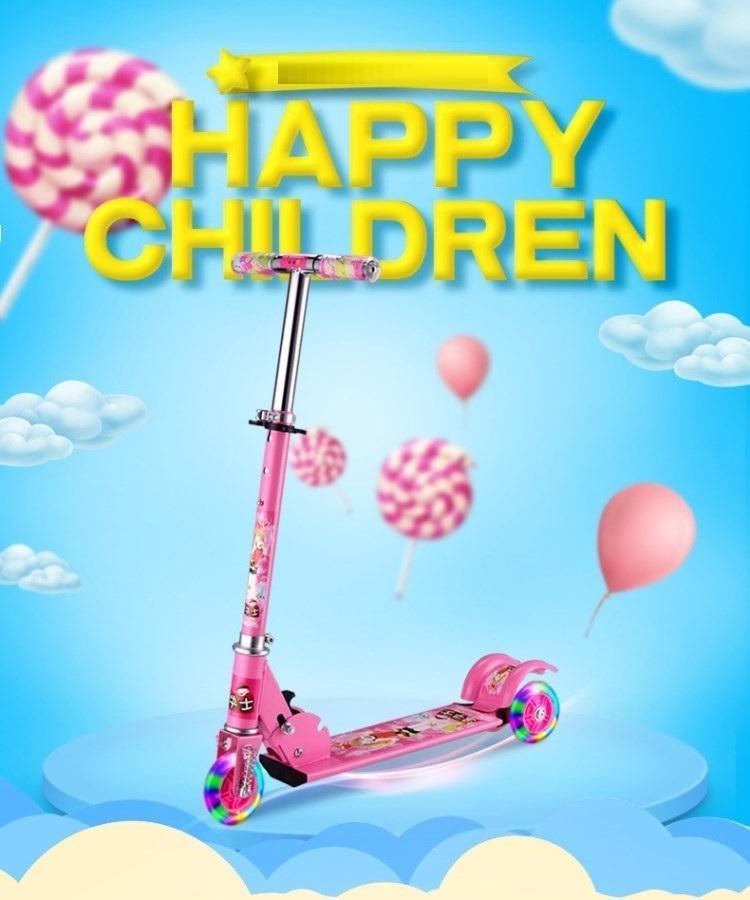 Đồ chơi e bé, Xe trượt scooter razor - MUA NGAY Xe Scoster bánh phát sáng, cho trẻ kích thích vận động, cao, khỏe, phát triển toàn diện- Bảo hành UY TÍN 1 đổi 1