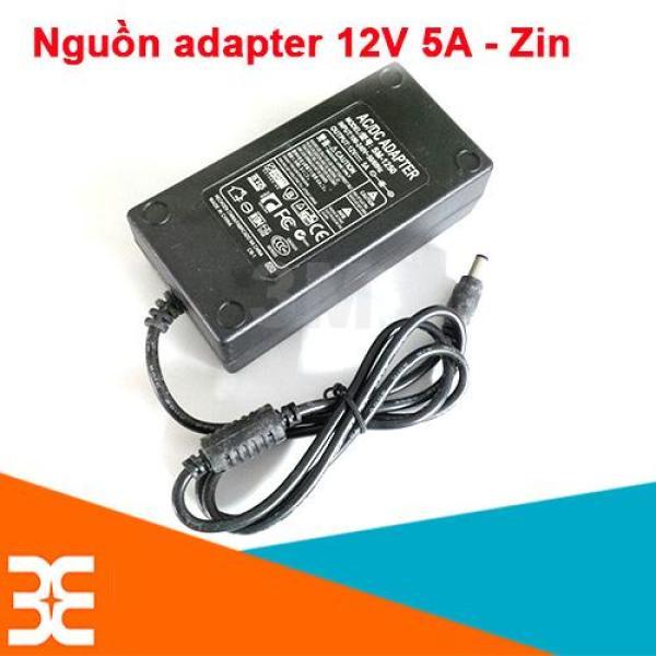 Bảng giá nguồn adapter 12V-5A 5.5x2.1 MM Zin(BH 3 tháng)