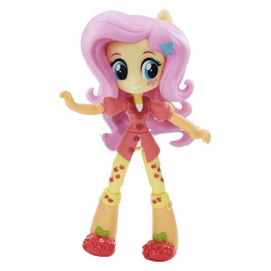 Bán Bup Be My Little Pony Co Gai Equestria Fluttershy Mắc Cỡ Rẻ Trong Hà Nội