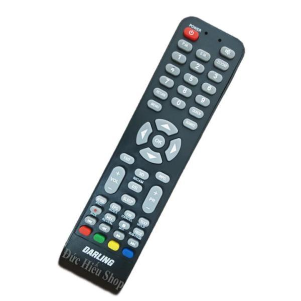 Bảng giá Remote điều khiển tivi DARLING - Đức Hiếu Shop