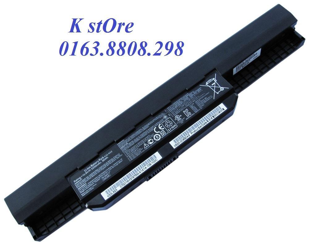 Pin Laptop Asus A32 K53 K53E K53S K53SJ K53SD K53SV (Màu Đen)