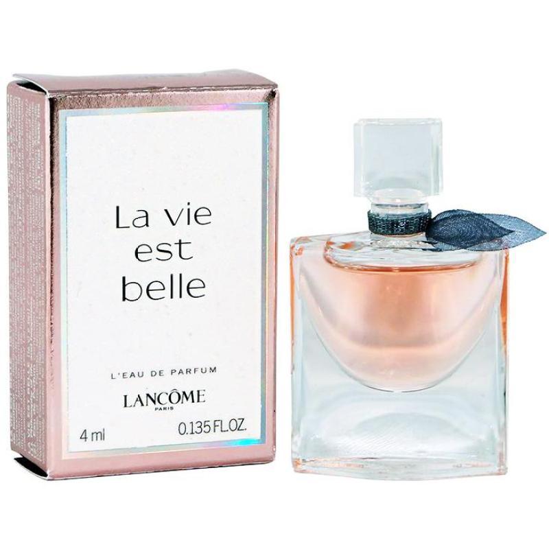 Nước hoa nữ LANCOME La Vie Est Belle Eau De Parfum 4ml