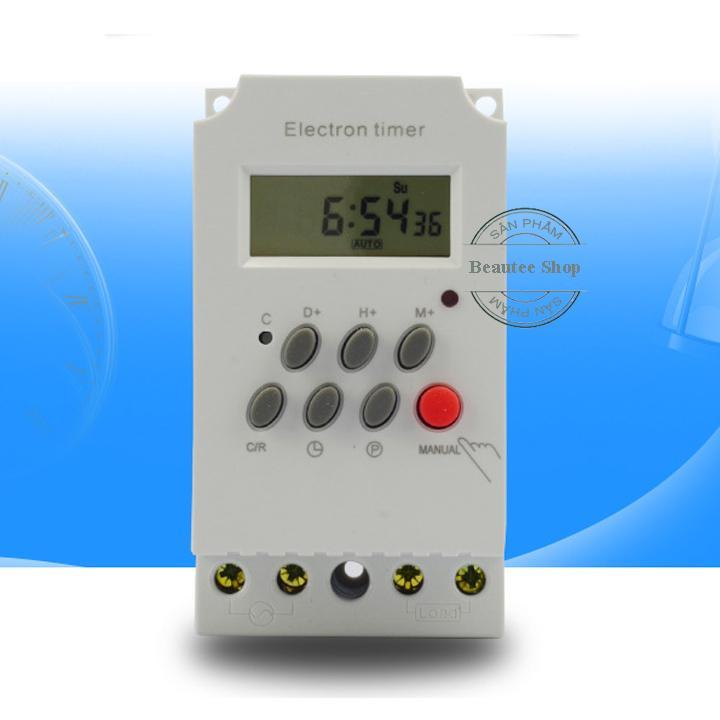Công tắc hẹn giờ thông minh KG316 T-II công suất 25A/220V