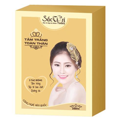 Sắc Tiên Today - Bột Tắm Trắng 250ml