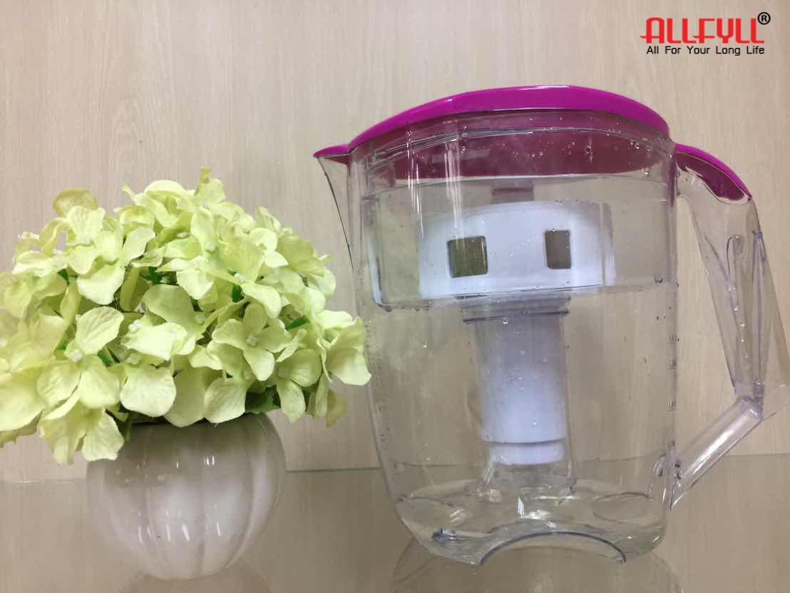 Bình lọc nước mini uống trực tiếp Allfyll Thái Lan tiện lợi đi du lịch - Model JS-02