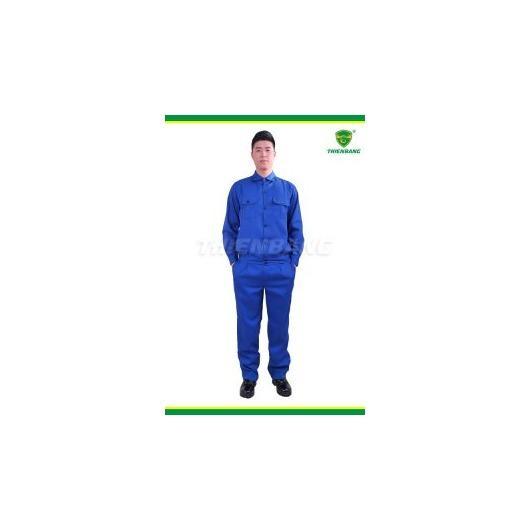Hình ảnh Bộ quần áo kaki công nhân