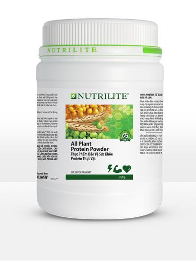 Thực phẩm bảo vệ sức khỏe Protein thực vật All Plant Protein Powder