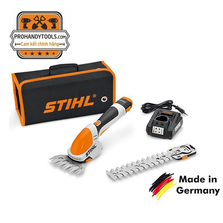 Bộ cắt tỉa xén bằng pin STIHL HSA 25 - Made in Germany