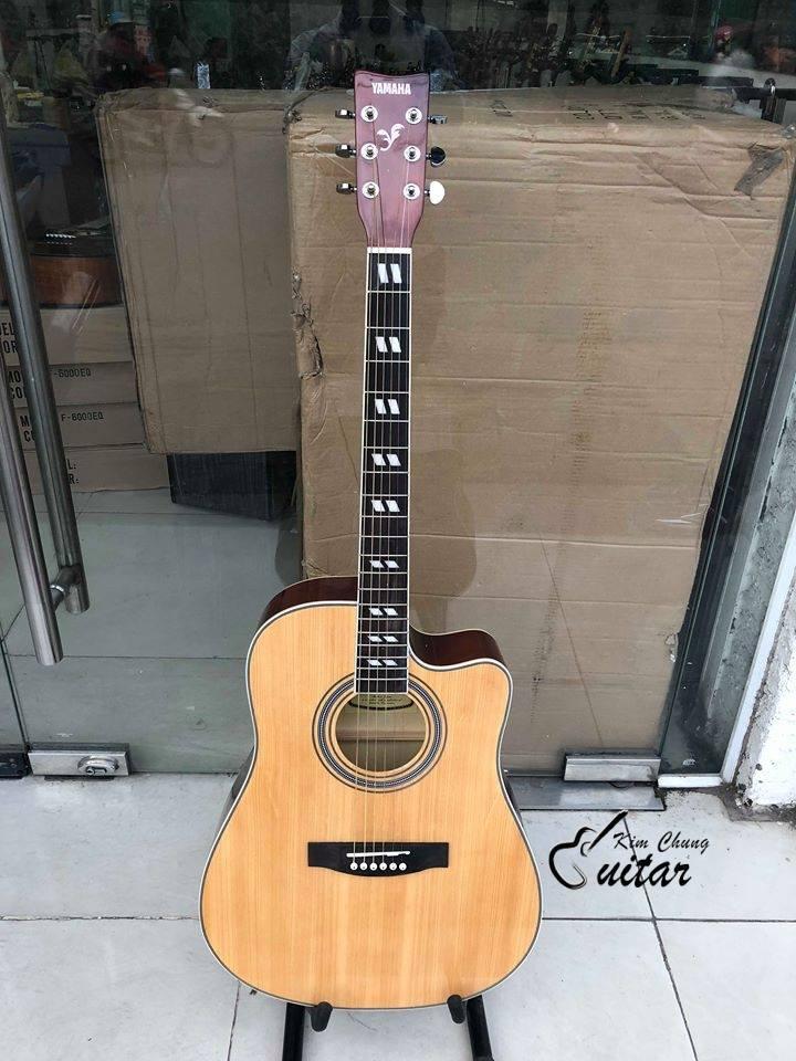 Đàn guitar acoustic Yamaha F6000