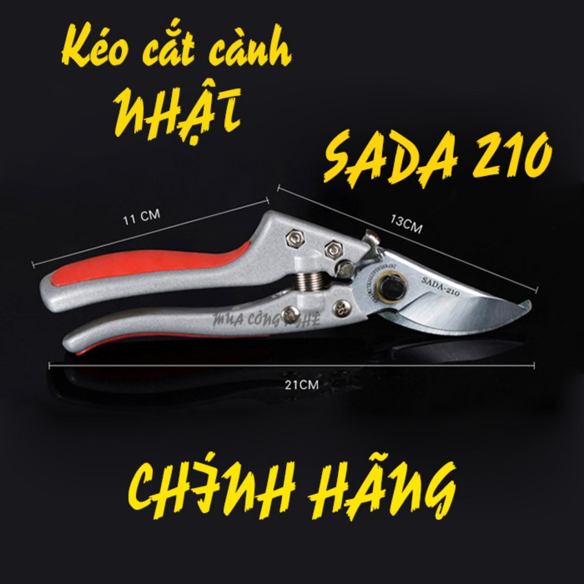 kéo  cắt cành mua  tại hà nội - Kéo ghép cành nhật bản  Sada 210