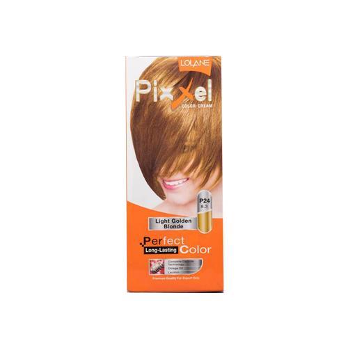 Thuốc nhuộm tóc màu nâu vàng tươi P24