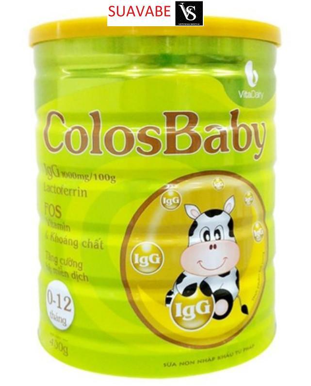 Sữa non Colosbaby 400g 0-12 tháng