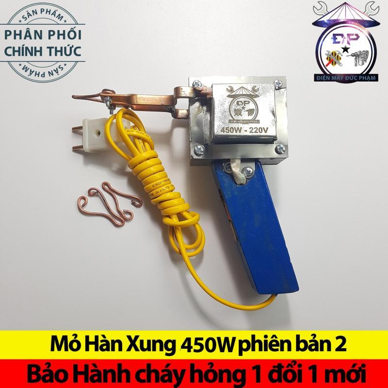 Mỏ hàn xung 450W ( bảo hành cháy hỏng 1 đổi 1 mới 3 tháng )