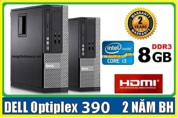 Bảng giá Cây máy tính để bán Dell Opitplex 390 ( core i3 / 8G / 500G ) Có HDMI  Tặng USB wifi  dây HDMI  Bàn di chuột - Hàng nhập khẩu  Bảo hành 24 tháng Phong Vũ