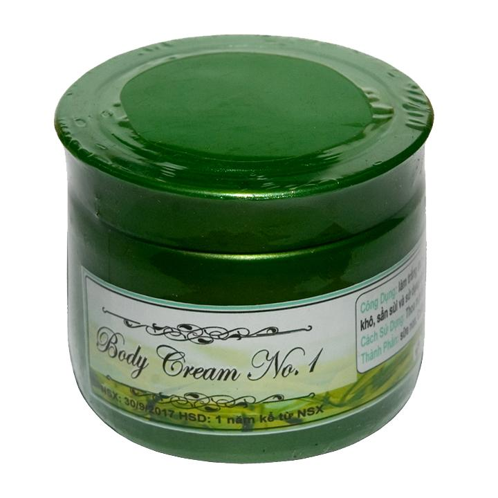 Kem dưỡng trắng da Body chiết xuất từ trà xanh NO.1