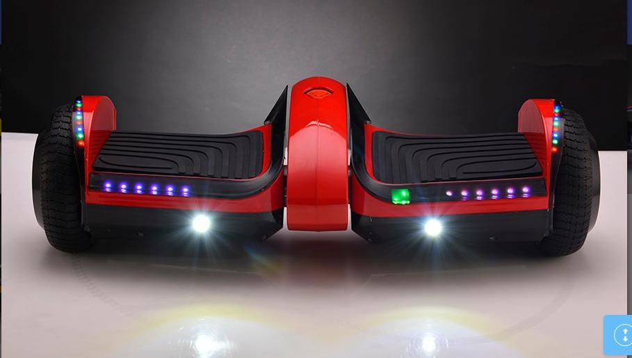 Xe điện cân bằng Homesheel F1 Đỏ