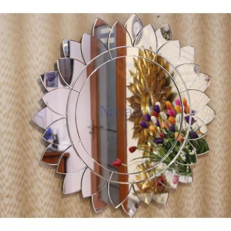 Gương nghệ thuật Sun Flower