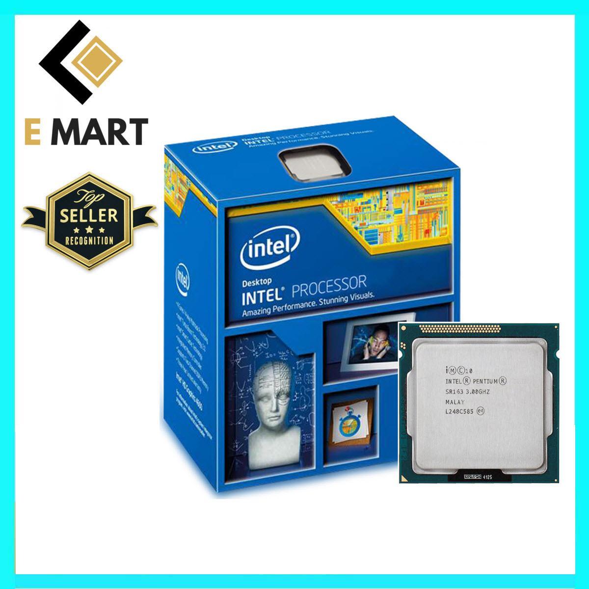 Bộ vi xử lý Intel CPU Pentium G3220 (2 lõi - 2 luồng) Chất Lượng Tốt - Hàng Nhập Khẩu
